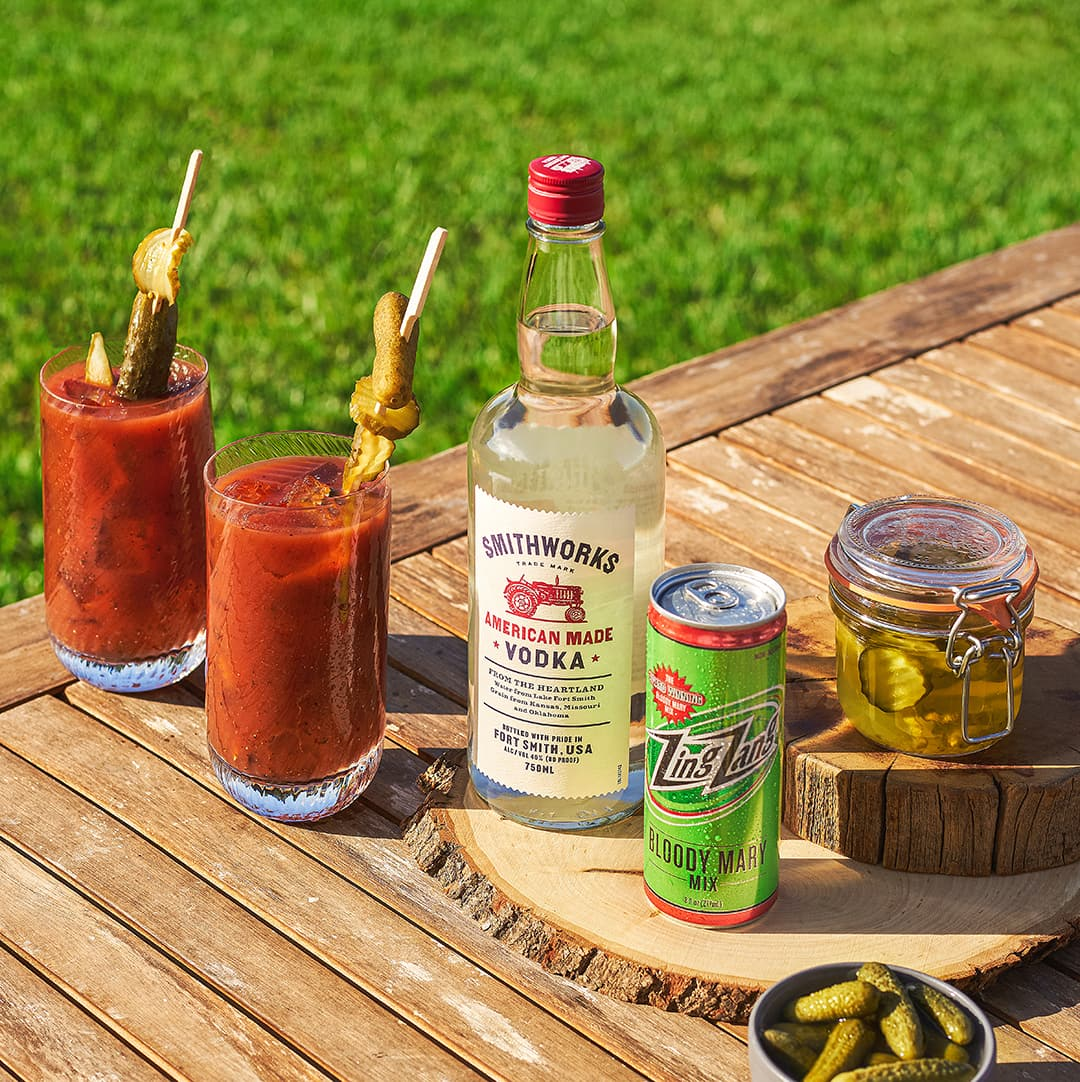 Big Pickle Bloody Mary