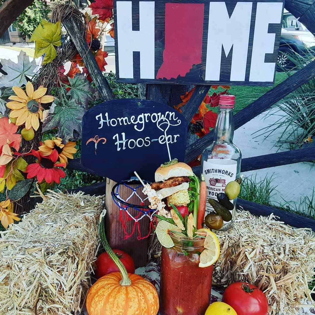 Homegrown Hoos-Ear Bloody Mary