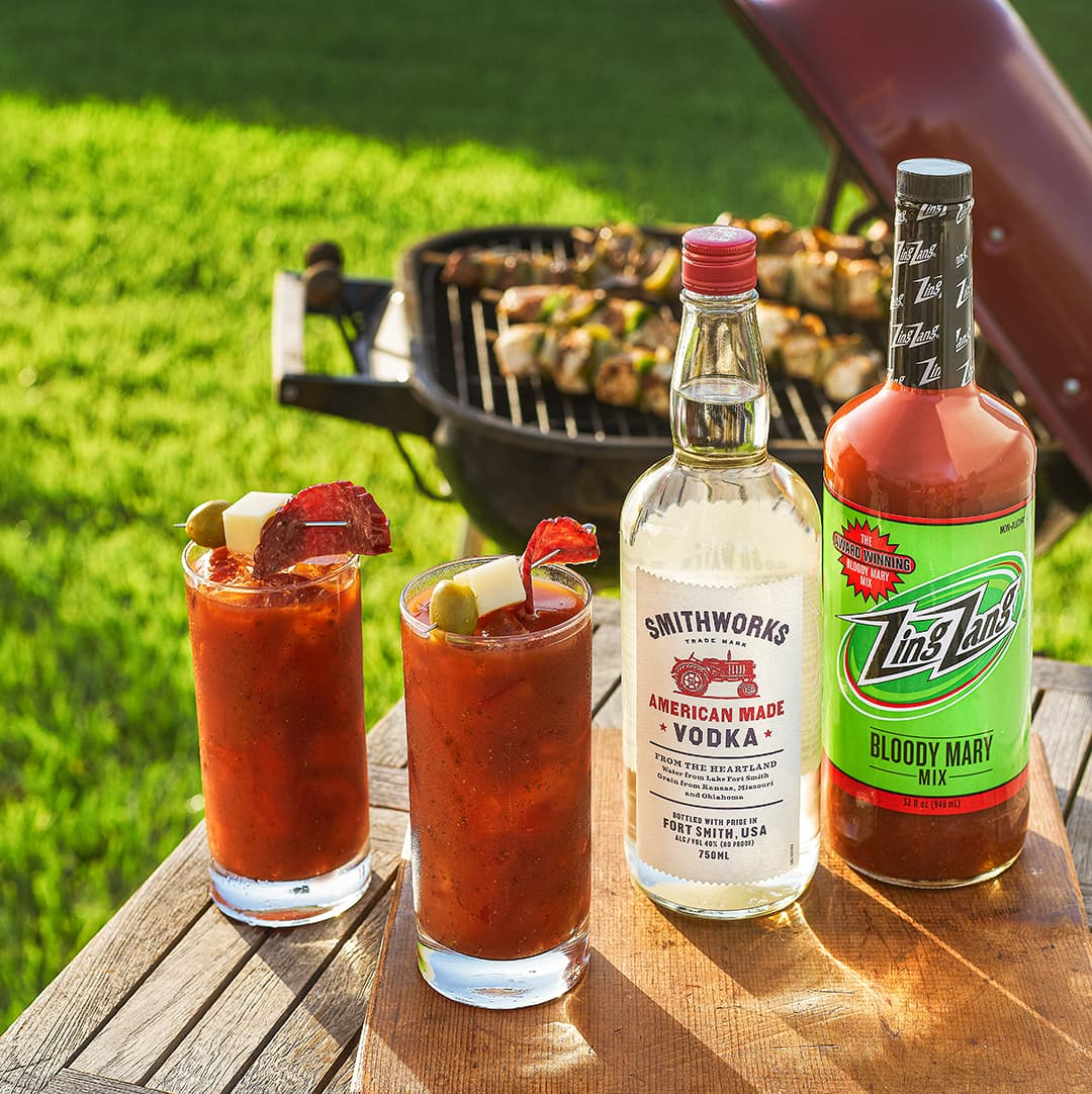 Traditional Bloody Mary